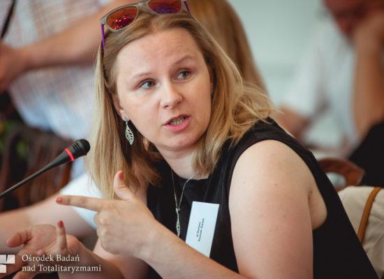 Dr Martyna Rusiniak-Karwat