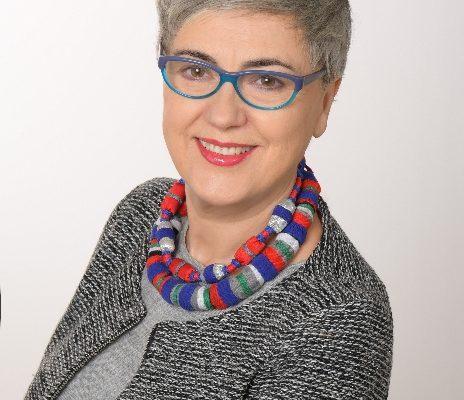 Dr hab. Nina Gładziuk (Janina Gładziuk-Okopień)