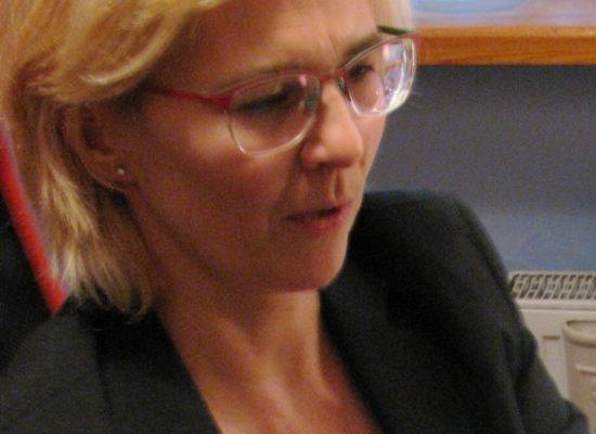 Dr Agnieszka Kloskowska-Dudzińska